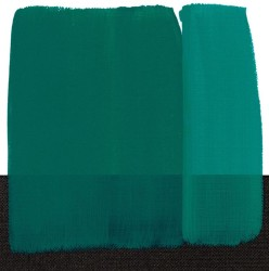 Maimeri - Maimeri Polycolor Akrilik Boya 140ml Turquoise Blue 408