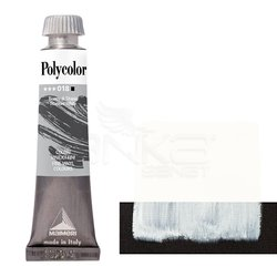 Maimeri - Maimeri Polycolor Akrilik Boya 60ml Titanium White 018