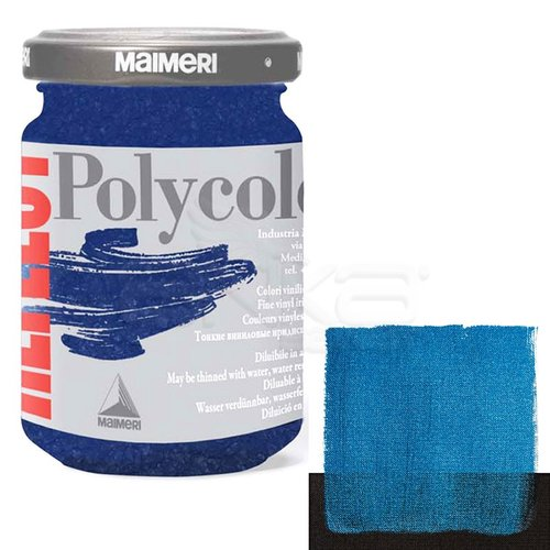 Maimeri Polycolor Reflect Boya 140ml 567 Cyan
