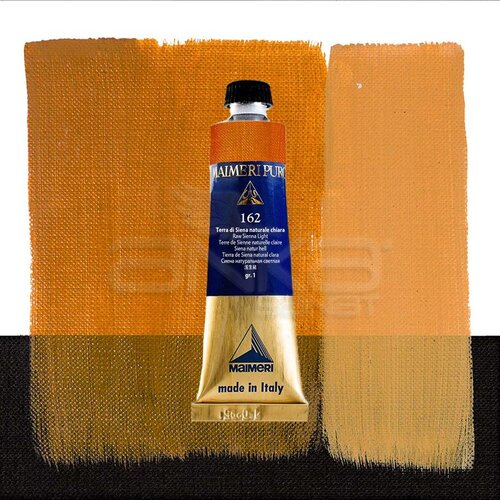 Maimeri Puro Yağlı Boya 40ml Seri 1 162 Raw Sienna Light