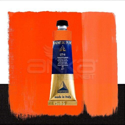 Maimeri Puro Yağlı Boya 40ml Seri 4 054 Cadmium Orange