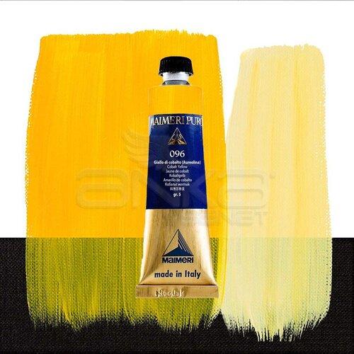Maimeri Puro Yağlı Boya 40ml Seri 5 096 Cobalt Yellow