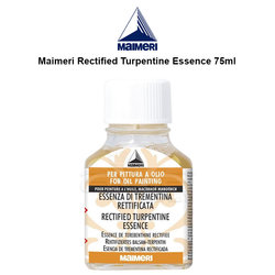 Maimeri - Maimeri Rectified Turpentine Essence 75ml