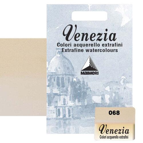 Maimeri Venezia Yarım Tablet Sulu Boya No:068 Flesh Tint - 068 Flesh Tint