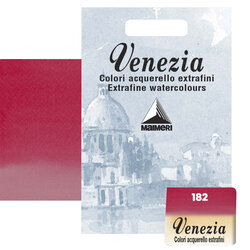 Maimeri - Maimeri Venezia Yarım Tablet Sulu Boya No:182 Rose Lake