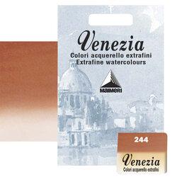 Maimeri - Maimeri Venezia Yarım Tablet Sulu Boya No:244 English Red