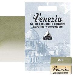 Maimeri - Maimeri Venezia Yarım Tablet Sulu Boya No:296 Green Earth