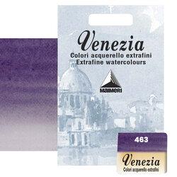 Maimeri - Maimeri Venezia Yarım Tablet Sulu Boya No:463 Permanent Violet Blueish