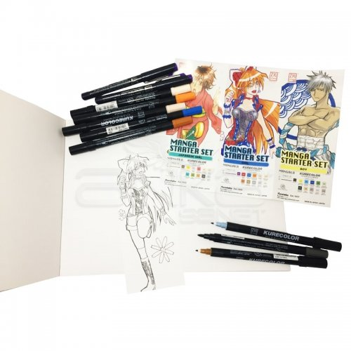 Manga-Anime Başlangıç Seti 2