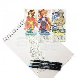 Anka Özel Ürün - Manga-Anime Başlangıç Seti 4 (1)