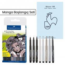 Anka Özel Ürün - Manga-Anime Başlangıç Seti 7