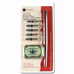 Manuscript - Manuscript Leonardt Dip Pen Ormanental Set MDP2096