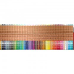 Maped - Maped Watercoloured Pencils Sulu Boya Kalem Seti 3.7mm 72li (1)