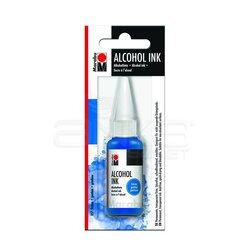 Marabu - Marabu Alcohol Ink Alkol Bazlı Mürekkep 20ml 057 Gentian