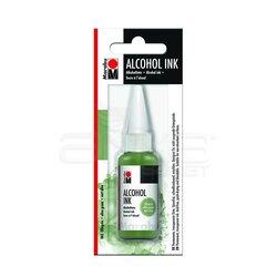 Marabu - Marabu Alcohol Ink Alkol Bazlı Mürekkep 20ml 065 Olive Green