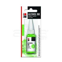 Marabu - Marabu Alcohol Ink Alkol Bazlı Mürekkep 20ml 158 Apple