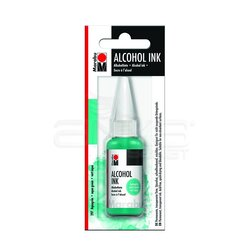 Marabu - Marabu Alcohol Ink Alkol Bazlı Mürekkep 20ml 297 Aqua Green