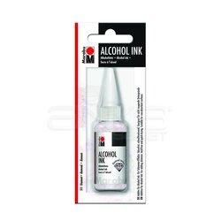 Marabu - Marabu Alcohol Ink Alkol Bazlı Mürekkep 20ml 511 Diamond