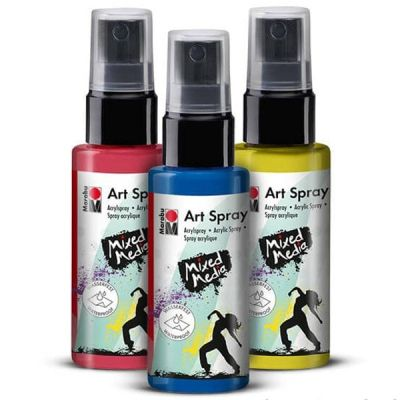 Marabu Art Spray Akrilik Spray Boya 50ml