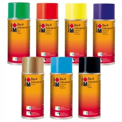 Marabu Do-it Colorspray Akrilik Spray Boya 150ml - Thumbnail