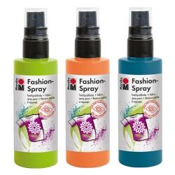 Marabu Fashion Spray 100ml Sprey Kumaş - Thumbnail