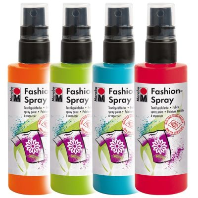 Marabu Fashion Spray 100ml Sprey Kumaş