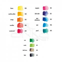 Marabu - Marabu Graphix Aqua Ink 15ml (1)