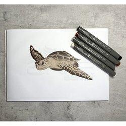 Marabu - Marabu Graphix Sketch Marker Çift Uçlu Kalem (1)