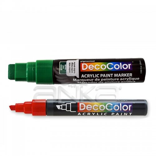 Marvy DecoColor Akrilik Paint Marker Kalem