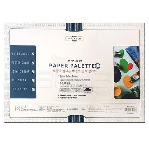 Mijello Kullan At Kağıt Paleti 20 Yaprak 38.5x26.5cm MPP-3089