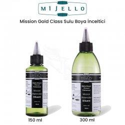 Mijello Mission Gold Class Sulu Boya İnceltici - Thumbnail