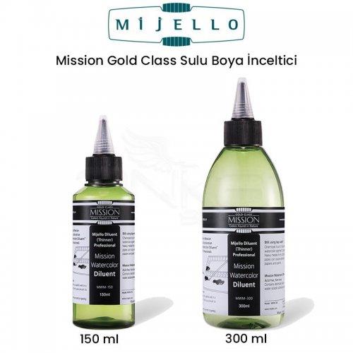 Mijello Mission Gold Class Sulu Boya İnceltici