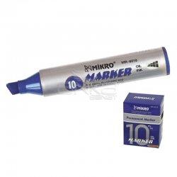 MIKRO - Mikro Marker Yazı Kalemi 10mm Mavi