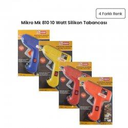 Mikro Mk 810 10 Watt Silikon Tabancası - Thumbnail