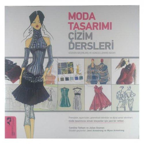 Moda Tasarımı Çizim Dersleri