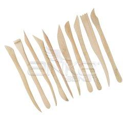 Anka Art - Modelaj Kalem Seti (Ebeşuar Seti) 10 Parça 20cm