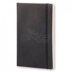 Moleskine - Moleskine Klasik 9x14 cm Yumuşak Kapak Noktalı Defter Siyah (1)