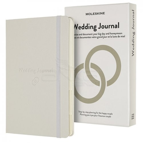 Moleskine Passion Wedding Düğün Defteri P0275