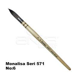 Monalisa Sulu Boya Fırçası Sincap Kılı Seri 571 - Thumbnail