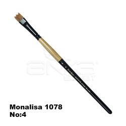 Monalisa - Monalisa 1078 Seri Tarak Fırça (1)