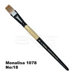Monalisa 1078 Seri Tarak Fırça - Thumbnail