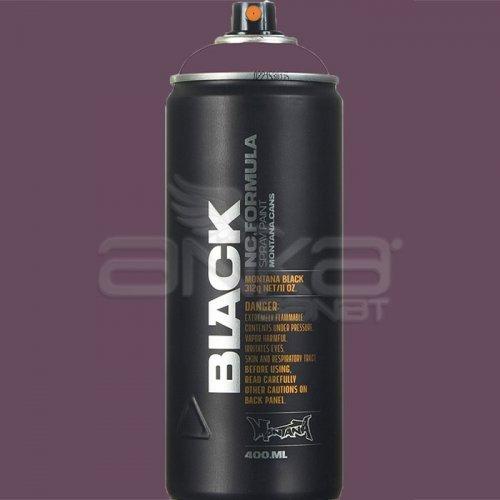Montana Black Sprey Boya 400ml BLK4250 Liver