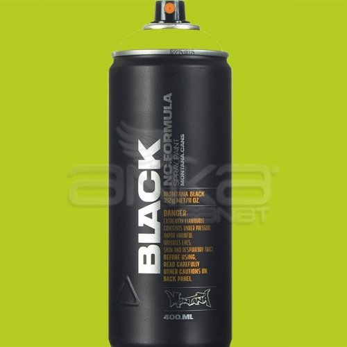 Montana Black Sprey Boya 400ml BLK6015 Wild Lime