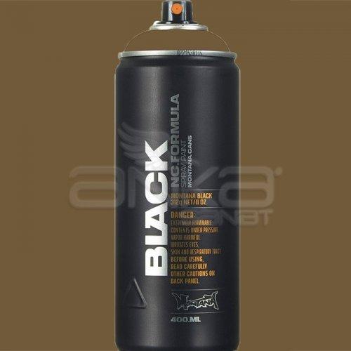 Montana Black Sprey Boya 400ml BLK6630 Pan