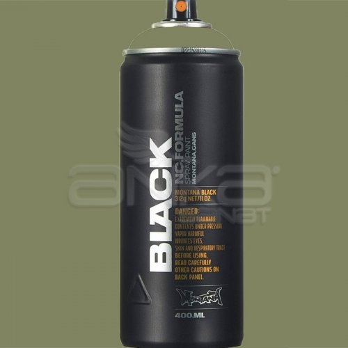 Montana Black Sprey Boya 400ml BLK6920 Murdock