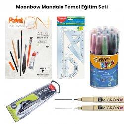 Anka Özel Ürün - Moonbow Mandala Temel Eğitim Seti