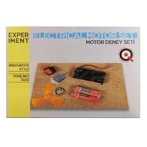 Motor Deney Seti Kod:DS-04