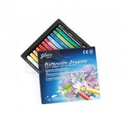 Mungyo - Mungyo Gallery Watercolor Crayons Aquarell Pastel Seti 12li