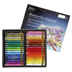 Mungyo - Mungyo Gallery Watercolor Crayons Aquarell Pastel Seti 36lı