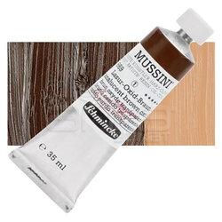 Mussini - Mussini 35ml Yağlı Boya Seri:1 No:669 Translucent Brown Oxide